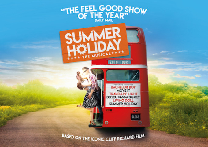 SUMMER HOLIDAY THE MUSICAL Comes To King's Theatre Glasgow 10/30