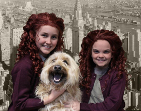 ANNIE Returns to the Cumberland County Playhouse Mainstage Tomorrow