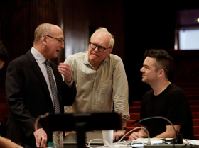 BWW Interview: Meeting Mr. Wright (Nicholas, That Is), MARNIE's Librettist, at the Met