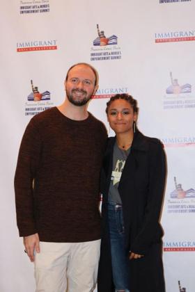 Immigrant Arts Coalition Hosts The Francesca Cernia Slovin Immigrant Arts & Women's Empowerment Summit
