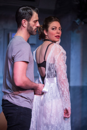 BWW Review: CVRep Presents an Excellent Production of a Disturbing Play