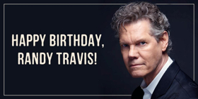 Grand Ole Opry, WSMOnline.com to Salute Randy Travis on His Birthday