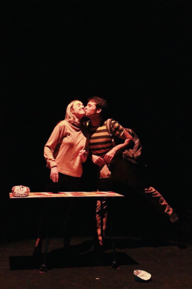 BWW Review: Watch Jonathan Sherman's WOMEN AND WALLACE at the HCC Studio Theatre - Part of the Tampa Fringe Festival