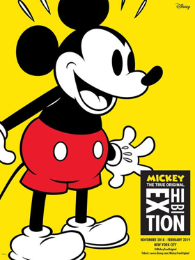 Disney Announces Immersive Pop Up MICKEY THE TRUE ORIGINAL For Mickeys 90th Birthday
