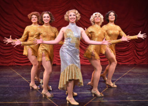 BWW Review: 42ND STREET Dances In at Beef & Boards