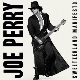 Joe Perry Releases New Video For AYE, AYE, AYE