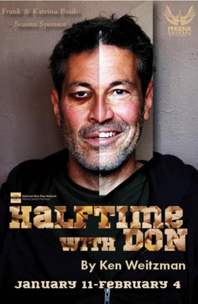 Phoenix Theatre Presents Rolling World Premiere of HALFTIME WITH DON