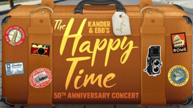 Lindsay, Elder, Gravitte, Rouleau & More Join THE HAPPY TIME at Feinstein's/54 Below