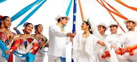 'Boda Mexicana' By Calpulli Mexican Dance Company Comes to The Bronx