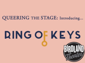 Queering the Stage: Introducing RING OF KEYS in Concert