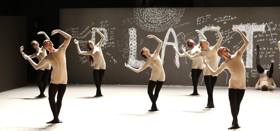 BWW Dance Review: Naharin's Virus at the Joyce Theater, July 18, 2018.