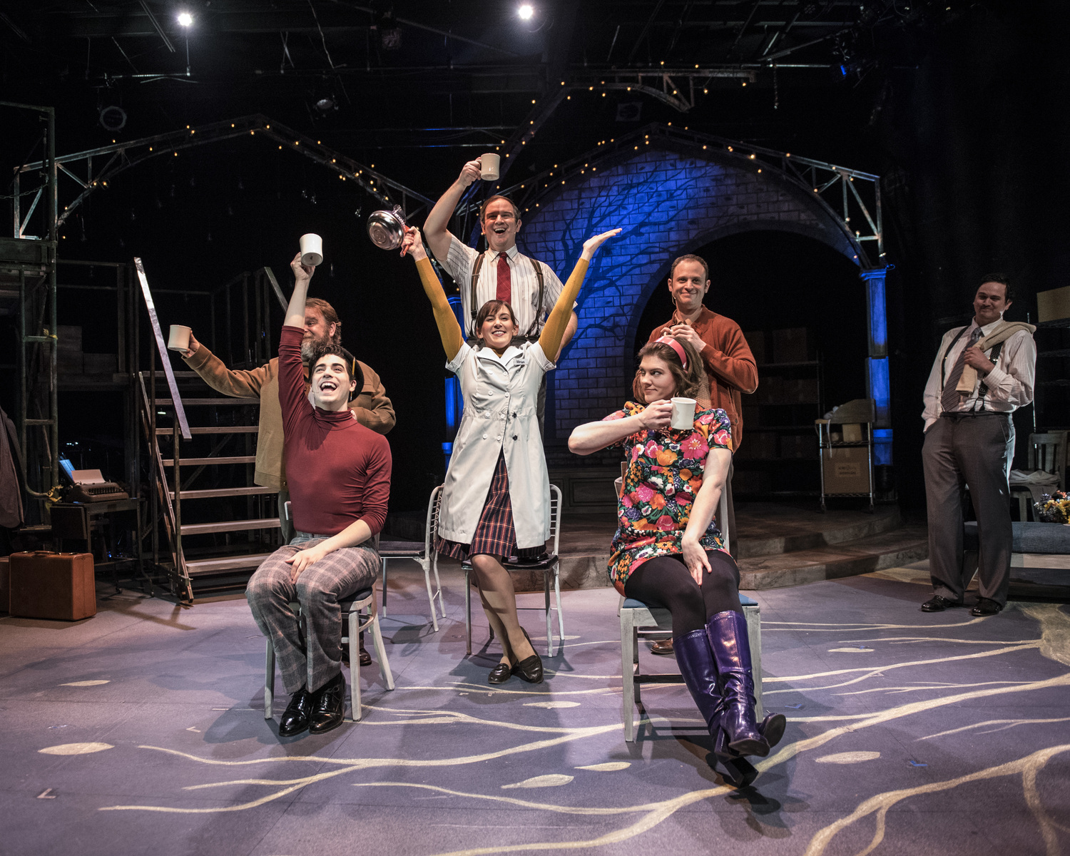 BWW Review: FLY BY NIGHT at 1st Stage