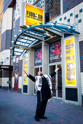 FIDDLER ON THE ROOF IN YIDDISH Box Office Opens Today at 10am