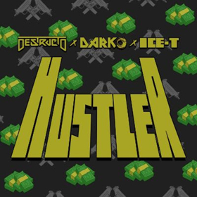 DARKO and Destructo Join Forces For Latest Single HUSTLER With Legendary Rapper Ice-T