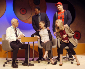 Get Ready for Laughter with HUMAN ERROR at The Public Theatre