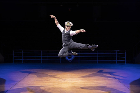 BWW Review: ANYTHING GOES at Arena Stage - Get On Board For A 'De-Lovely' Voyage of Music and Dance