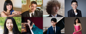 Inaugural Wadsworth Piano Competition Announces Semi-Finalists For April 2018 Competition