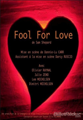 BWW Review: COMPAGNIE DU VINGT TROIS Presents FOOL FOR LOVE
