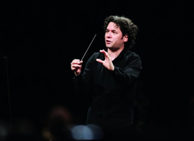 Gustavo Dudamel Conducts Vienna Philharmonic Orchestra In Three Concerts