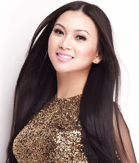 Asian Superstar Ha Phuong Donates All Profits to Charity