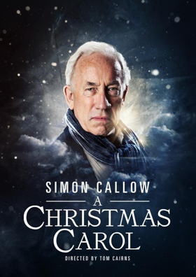 Simon Callow Will Star In His Critically Acclaimed One-Man Show A CHRISTMAS CAROL