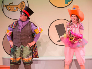 BWW Review: ELEPHANT & PIGGIE'S at the Indiana Repertory Theatre Provides a Great Intro to Theatre