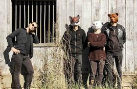 Crooked Ghost Reveal ROADKILL Single Ahead Of SKELETON HOUSE LP Vinyl Release