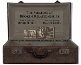 Readings of New Musical THE MUSEUM OF BROKEN RELATIONSHIPS Starring Jessie Mueller Set for Today & Tomorrow