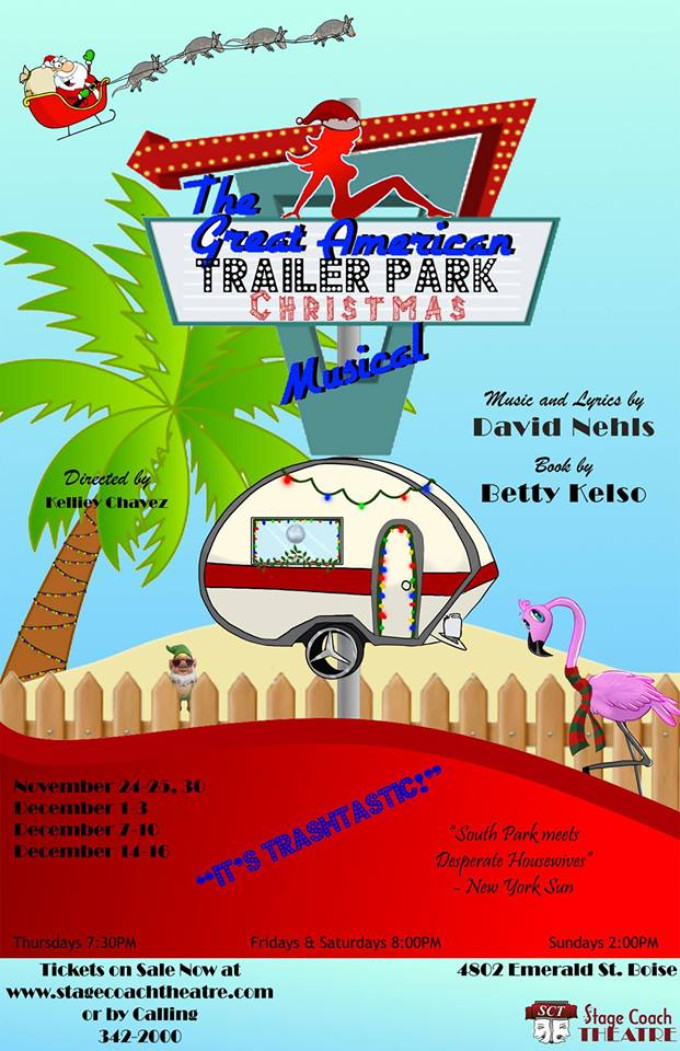 BWW Review: THE GREAT TRAILER PARK CHRISTMAS MUSICAL at Stage Coach Theater