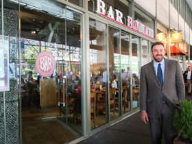 Meet the Sommelier: Joe Robitaille of BAR BOULUD, BOULUD SUD and EPICERIE BOULUD in NYC