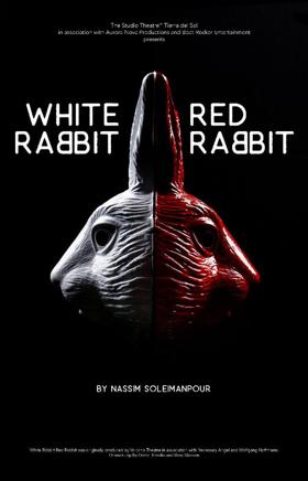 The Studio Theatre Tierra del Sol Presents WHITE RABBIT RED RABBIT