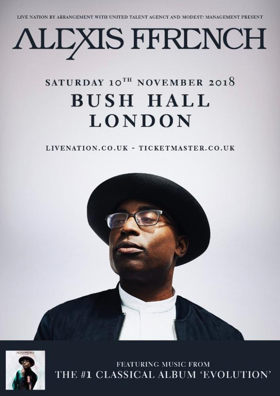 British Breakthrough Pianist And Composer Alexis Ffrench Announces London Show