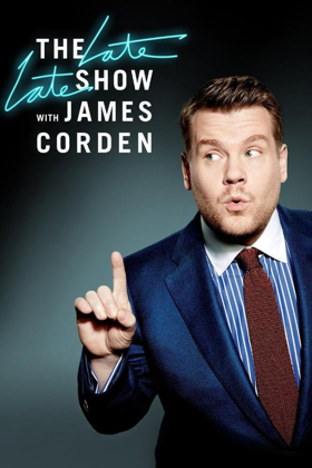 Scoop: Upcoming Guests on THE LATE LATE SHOW WITH JAMES CORDEN, 11/7-11/15