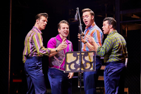 The Marlowe Welcomes the Return of JERSEY BOYS This Autumn
