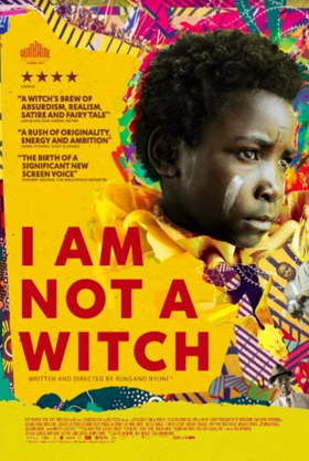 I AM NOT A WITCH, Selected as U.K.'s Entry for Best Foreign Language Film at the Academy Awards