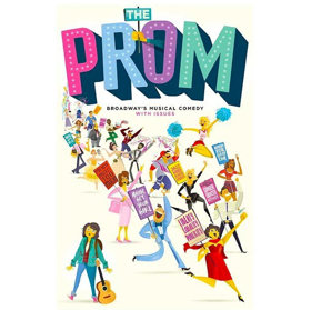 THE PROM Begins Performances at the Cort Theatre October 21, With an Official Opening Set for November 15