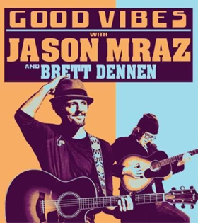 Jason Mraz Announces GOOD VIBES North American Summer Tour