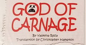 BWW Review: Ghostlight Theatre Presents GOD OF CARNAGE