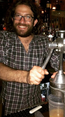 Master Mixologist: Alex Mouzakitis of HandCraft Kitchen & Cocktails