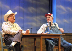 GREATER TUNA to Return to Oklahoma City Repertory Theatre By Popular Demand