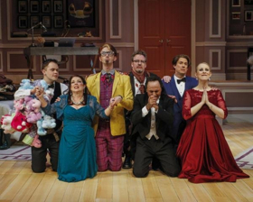 BWW Review: Phoenix Theatre Presents Terrence McNally's IT'S ONLY A PLAY