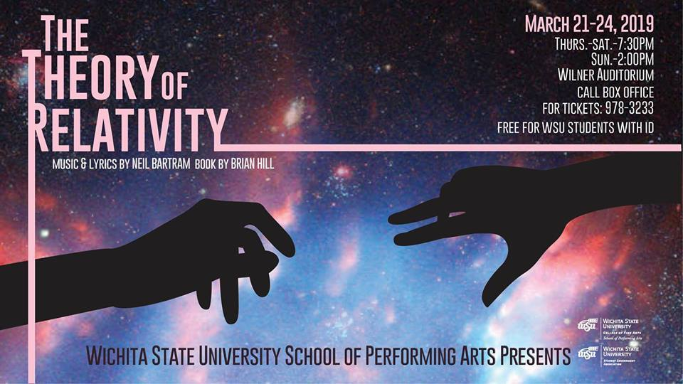 BWW Feature: THEORY OF RELATIVITY at Wichita State School Of Performing Arts, Wilner Theatre