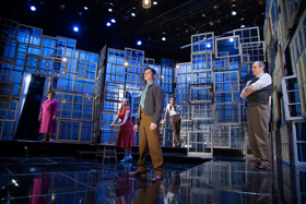 BWW Review: World Premiere THE HAUNTED LIFE: Kerouac's Back in Lowell