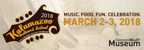 13th Annual Kalamazoo Fretboard Festival Returns to the Kalamazoo Valley Museum March 2-3