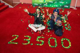 Disneys Musical TARZAN sammelt 23.500 Euro für die Neven Subotic Stiftung