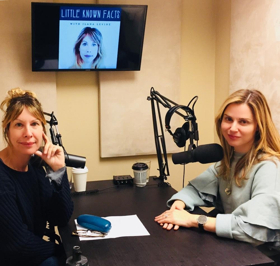 Exclusive Podcast: LITTLE KNOWN FACTS with Ilana Levine- featuring Cara Buono
