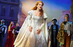 Roundabout's KISS ME, KATE Revival Will Get a Cast Recording