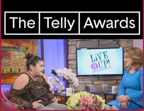 LIVE IT UP! WITH DONNA DRAKE Wins Two National Telly Awards