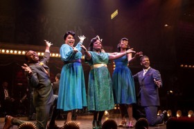 BWW Review: AIN'T MISBEHAVIN' at Signature Theatre