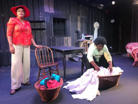 Mixed Magic Theatre Presents SWEAT and GILDED SIX BITS